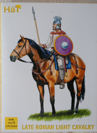 HaT 1/72 HAT8188 Late Roman Light Cavalry (Ancients)